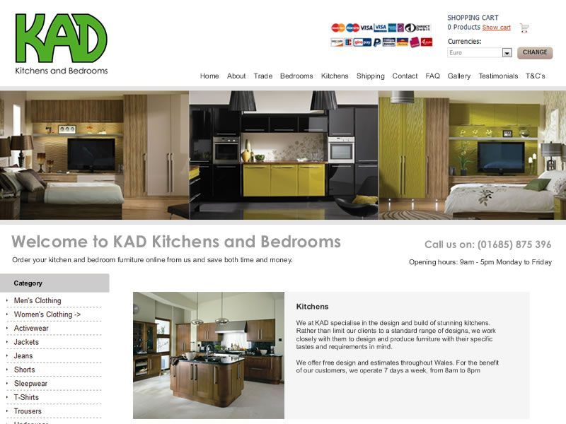 KAD Kitchen & Bedroom