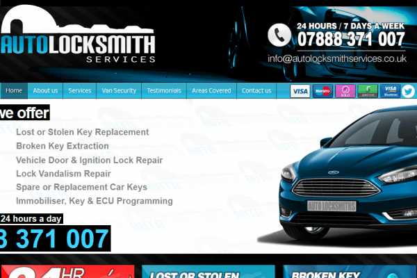 Auto Locksmith Services