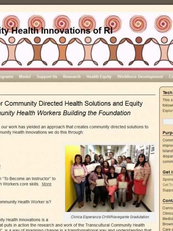 Community Health Innovations