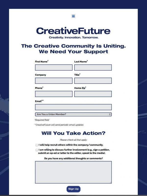 CreativeFuture