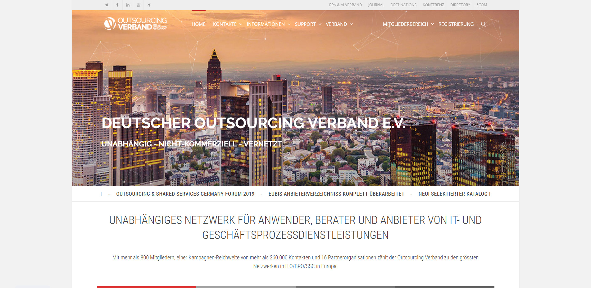 Deutscher Outsourcing Verband