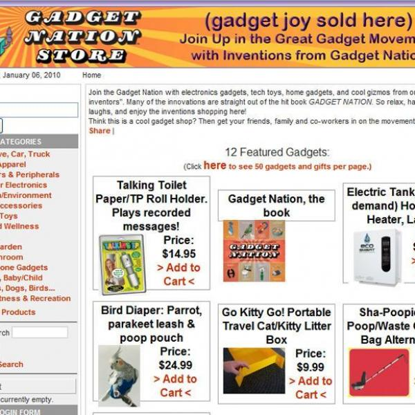 Gadget Nation Store