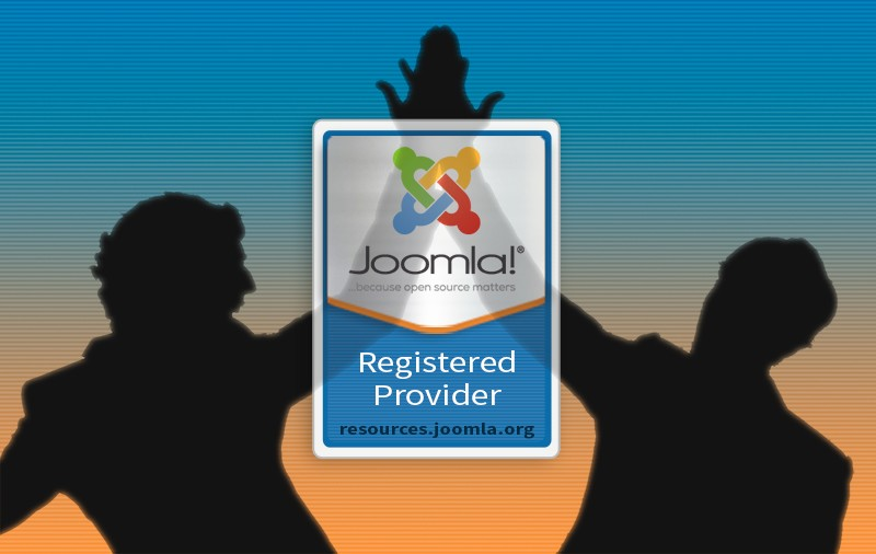 Joomla Registered Provider - Extensions Development, Security Services, Tehnical Support